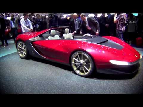 Wacky Cars | Geneva Motor Show 2013  | Drive.com.au