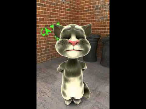 Talking Tom Facking the ass up .