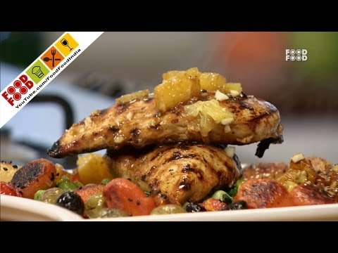 Honey Mustard Grilled Chicken | Food Food India - Fat To Fit | Healthy Recipes
