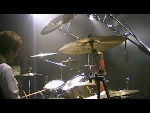 真っ赤な誓い/武装錬金OP【アニソンバンド:ANIMADEN】 - YouTube