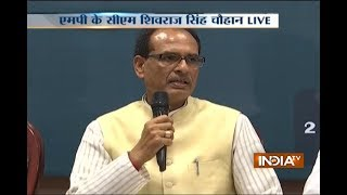 Shivraj Singh Chouhan to begin indefinite fast from tomorrow to sort out differences with farmers