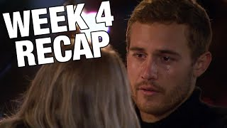 Surprise Exes - The Bachelor Breakdown Peter's Season Week 4 RECAP