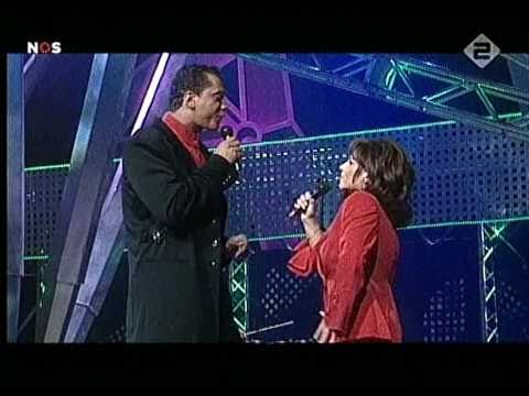 Maxine & Franklin Brown - De eerste keer HD - Eurovision Song Contest 1996 Netherlands 20-05-06