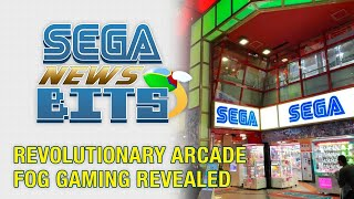 SEGA Reveals Revolutionary Arcade Fog Gaming