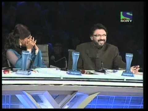 X Factor India - Sonu Nigam Imitates Judge Gurus Sanjay & Shreya- X Factor India - Episode 25 - 6th Aug 2011 video