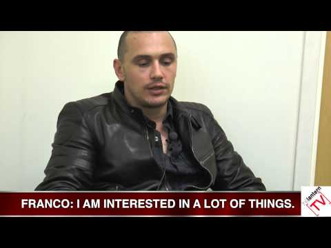 Lantern TV Interview: James Franco