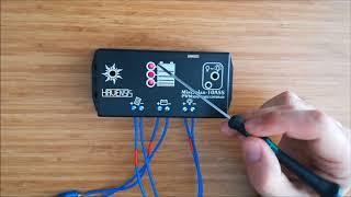 Havensis Standart Seri Solar Şarj Kontrol Cihazı - Yük Çıkış Modu Ayarı Anlatımı