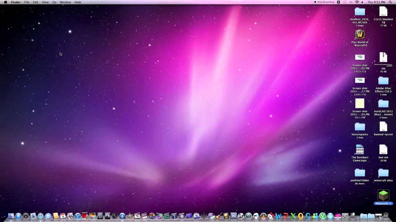 Как сделать обоями mac