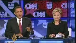 US election race heats up - 22 Feb 08