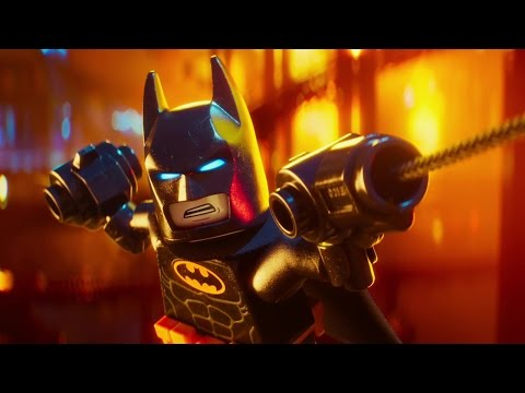 The LEGO Batman Movie: Official Main Trailer