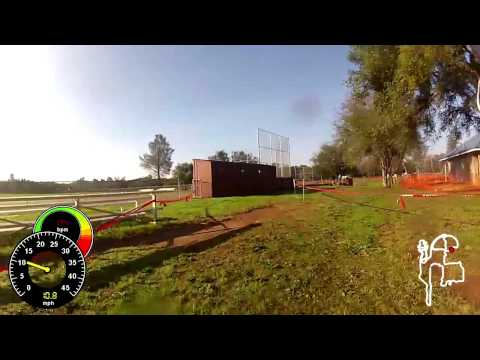 Sac CX #7 - Howard Park in Ione CA. Dec 9, 2012