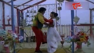 Rajendra Prasad Romance with Yamuna   Best Romantic Scene of Tollywood #152