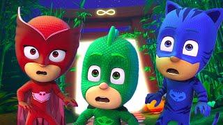 PJ Masks em Português   Compilação 10   Temporada 2   HD   Desenhos Animados
