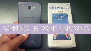 Samsung J5 Prime Unboxing & Hands On