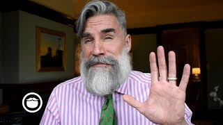 5 Things I Will Never Do to My Beard   Greg Berzinsky