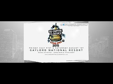 SMA-TV Live - Friday Night Events - 2015 US Capitol Classics