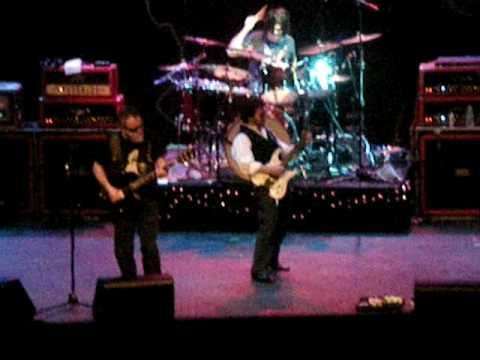 Blue Oyster Cult - Buck's Boogie - 10.31.09 - Patchogue Theater, NY