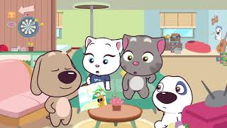 Talking Tom and Friends Minis ALL EPISODES EVER (3 hours)  from Talking Ginger