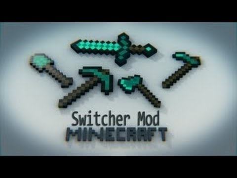 Minecraft 1.7.2 - How To Install Auto Switch Mod (Mac)
