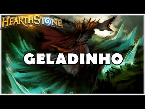 HEARTHSTONE - GELADINHO! (STANDARD FREEZE MAGE)