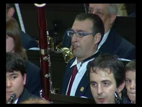 Sinfonia nº 4 - 2/3 - D. Maslanka - CIM La Armonica de Buñol - El Litro - Certamen Altea 2007