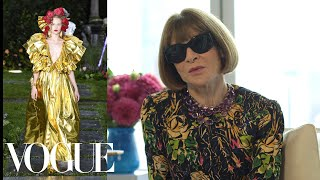 Anna Wintour On the Highlights of New York Fashion Week   Vogue