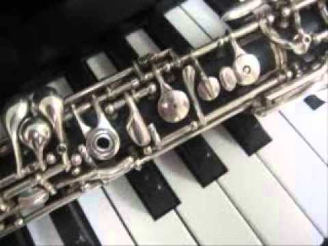 Eero Richmond - A Strange Little Tale, For Oboe And Piano video