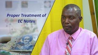 ECCB Connects Season 9 Episode 5 - Proper Treatment of EC Notes