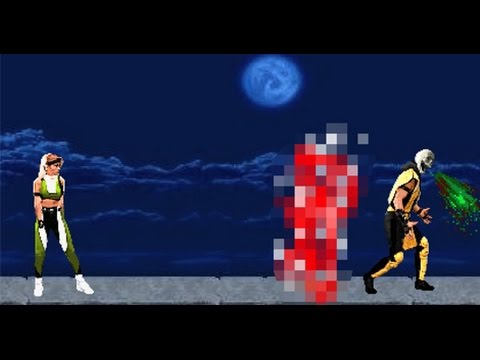 The Most Horrifying Finishing Move In Mortal Kombat