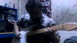 Deniz Demiröz Gitar Solo Yarışması 2 - Kubilay KÖRPE