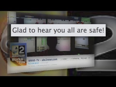 A special thank you from WMAR-TV to our viewers