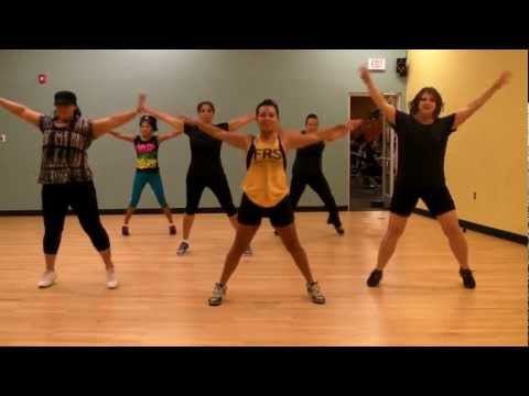 Zumba With Mia (dance Again - Jennifer Lopez Feat. Pitbull) video