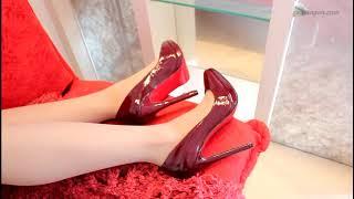 pantyhose shoe 高跟鞋 丝袜