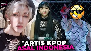 Selain Dita Karang! ini Deretan Idol Kpop Cantik dan Tampan Asal Indonesia