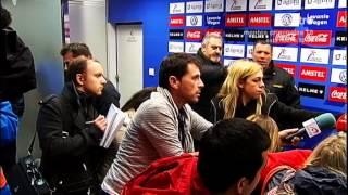 Sergio Ballesteros puñetazo a Cristiano Ronaldo CR7 ( video inèdito )