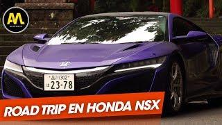 Découvrez le Japon en Honda NSX !
