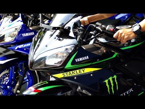 Review Yamaha R15 Tech 3 Special Edition MotoGP (Motor yamaha Terbaru)