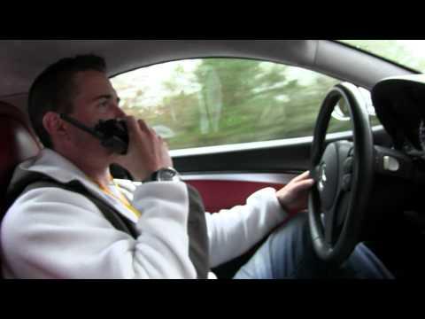 Driving the Lamborghini, Ferrari, Audi R8, SLR Mclaren and Bentley