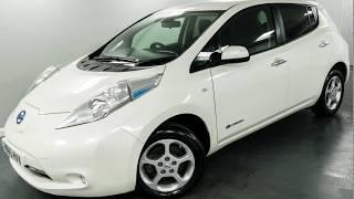 Nissan Leaf (24kWh) Acenta 5dr @First4Car