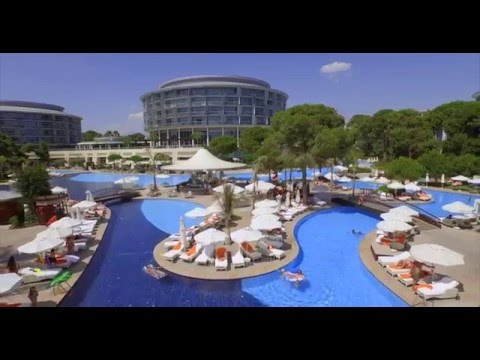 Calista Luxury Resort Hotel - Belek • Antalya • Türkiye