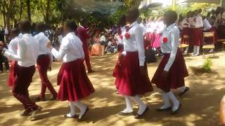 Best Graduation | Nyiendo Secondary School