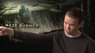 The Maze Runner - Will Poulter interview | Empire Magazine