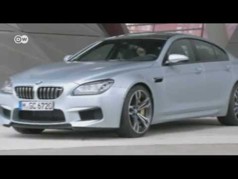 Тест-драйв мечты: BMW M6 Gran Coupe