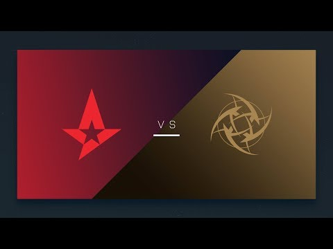 CS:GO: Astralis vs. NiP [Nuke] Map 2 - EU Day 7 - ESL Pro League Season 6