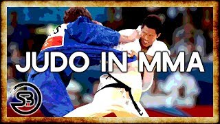 Judo in MMA - A study of throws from fights of Karo Parisyan