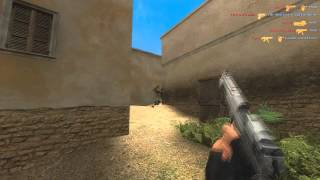CSS : Fragshow 13 kEViN on de_tuscan in ESL Versus!