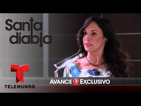 Santa Diabla | Avance Exclusivo 87 | Telemundo Novelas