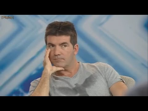 Simon Cowell - Rude and Honest as can be