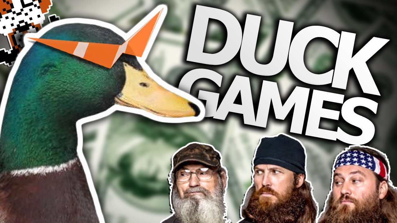 "Everyday they're out there making Duck GAEMS, woo-ooh! <a href=""https://www.youtube.com/watch?v=n9pmRI5XYh8"" class=""linkify"" target=""_blank"">https://www.youtube.com/watch?v=n9pmRI5XYh8</a>"