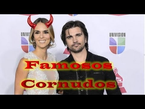 Famosas que aguantan cuernos / Famous, forgiving wives of cheating husbands